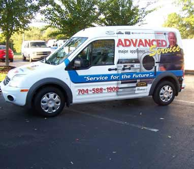 Advanced Services - Major Appliance Service and Repair in